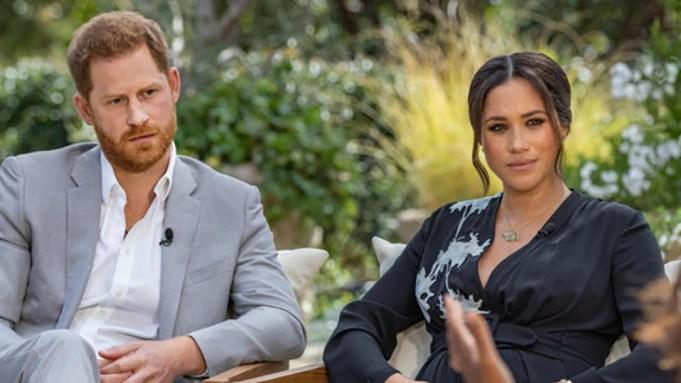 Prince Harry Meghan Markle Oprah
