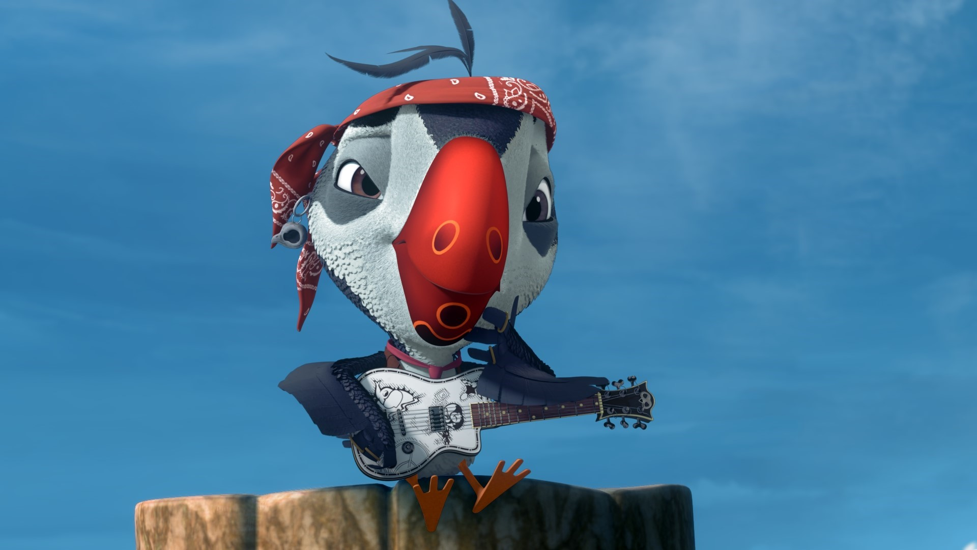 Iervolino to Invest $120 Million in Animation, Including Johnny Depp-Voiced 'Puffins' (EXCLUSIVE)