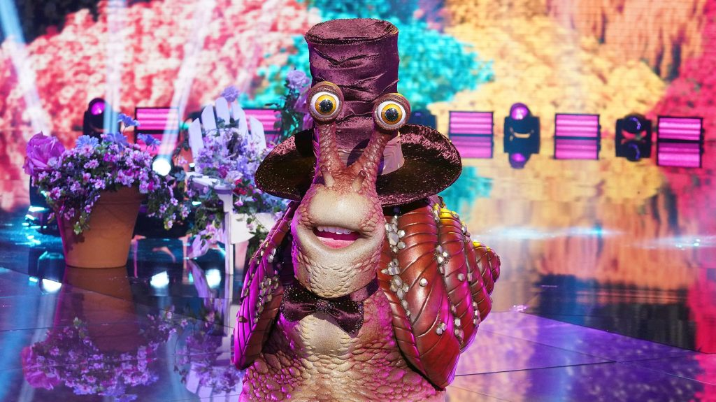 'The Masked Singer' Season 5 Premiere Reveals the Identity of the Snail: Here's the Star Under the Mask - Variety