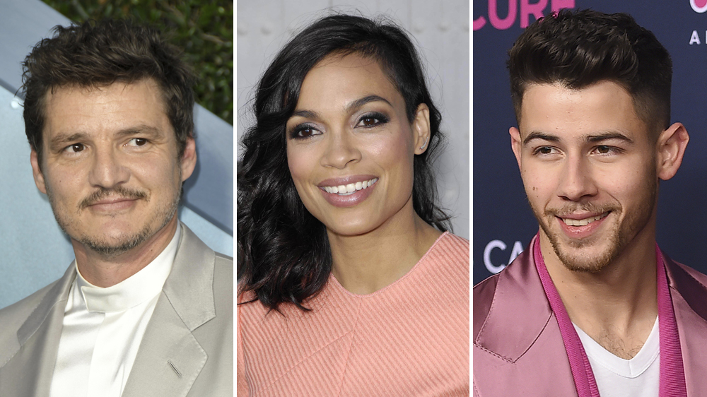 Pedro Pascal, Nick Jonas, Rosario Dawson Among Cast of Apple TV Plus' 'Calls' - Variety