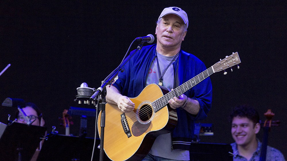 Paul Simon Sells Song Catalog to Sony Music Publishing - Variety