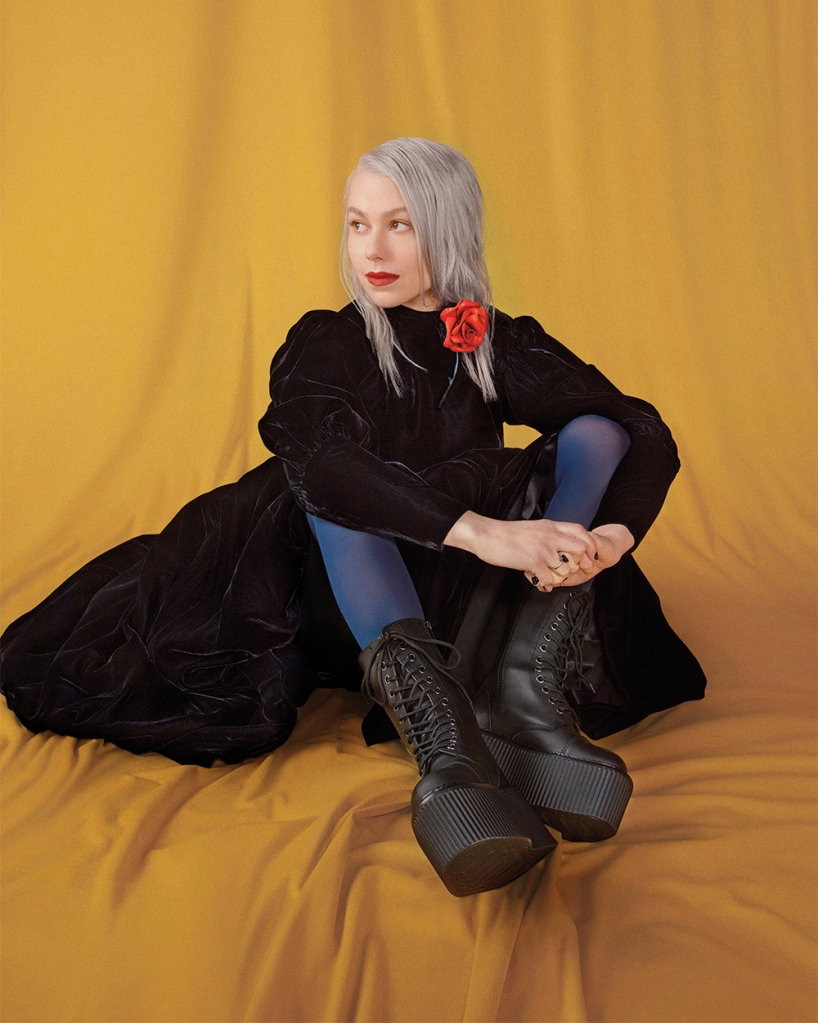 Phoebe Bridgers Variety Cover Story