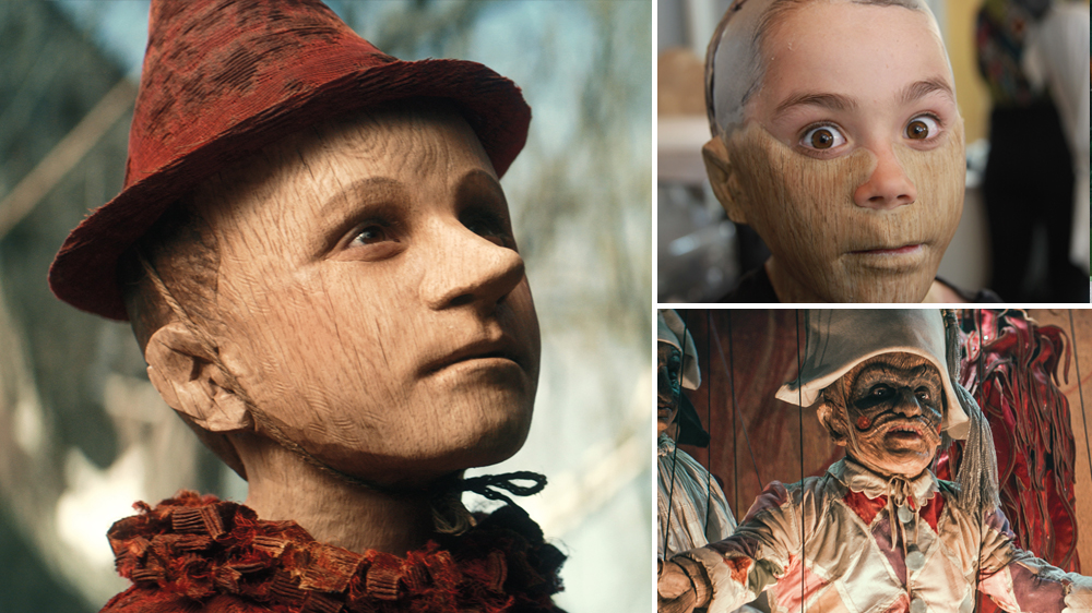 How 'Pinocchio' Team Turned the Actor Into a Puppet Without VFX