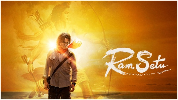Akshay Kumar's 'Ram Setu' to be First Amazon India Film Co-Production -  Variety