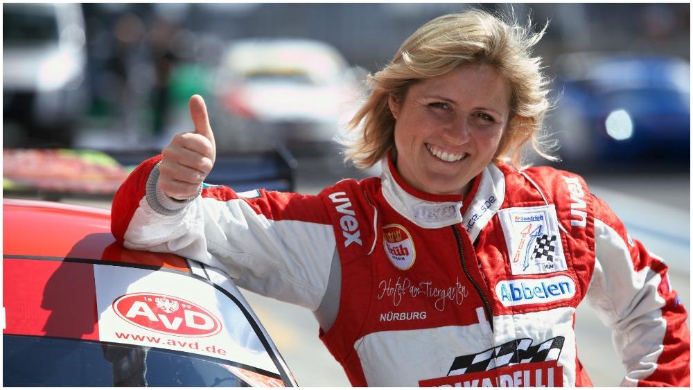 'Top Gear' Presenter and Racing Driver Sabine Schmitz Dead at 51