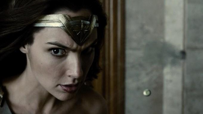 Wonder Woman Justice League Snyder Cut