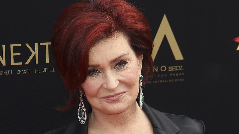 Sharon Osbourne Exits The Talk Variety