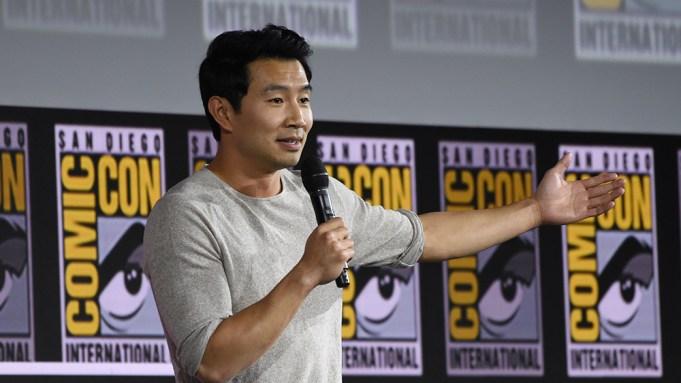 Simu Liu Comic Con