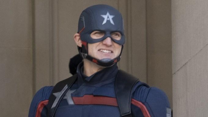 John Walker Wyatt Russell in Marvel