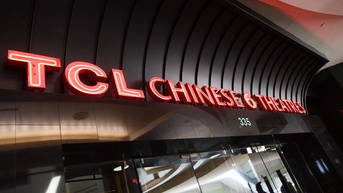 The TCL Chinese Six Theatres in