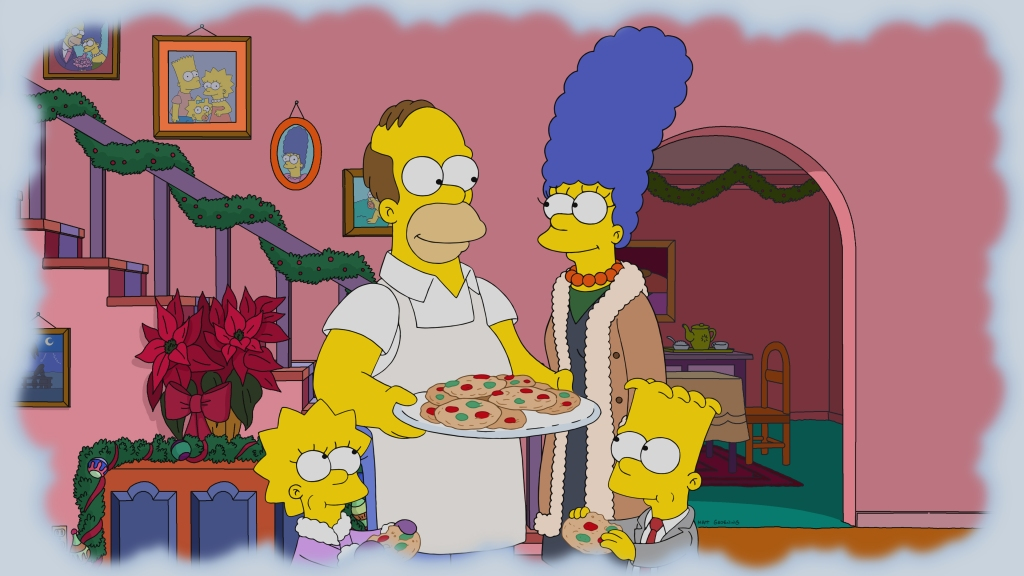 Simpsons Christmas Special 2021 The Simpsons At 700 Producer Al Jean On Whether They Ll Hit 1 000 Variety
