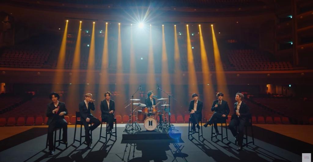 Watch BTS Light up 'Dynamite' at Grammy MusiCares Concert - Variety