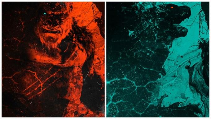Kong-Godzilla-NFT
