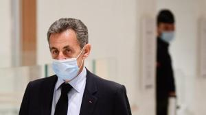 France's Former President Nicolas Sarkozy Sentenced to Jail in Corruption Case