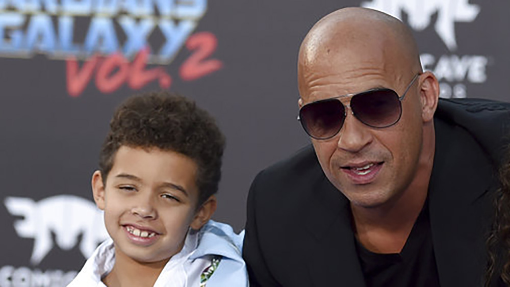Vin Diesel's Son Cast in 'Fast & Furious 9' - Variety