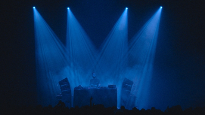 'Laurent Garnier: Off the Record' Sells