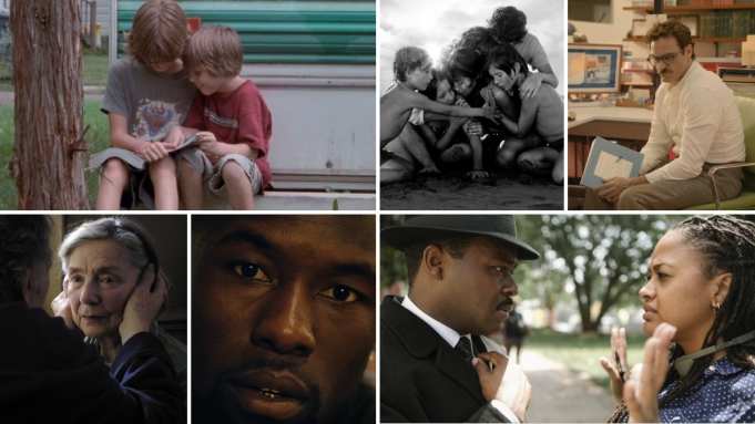 Oscars - Best Picture Nominees and
