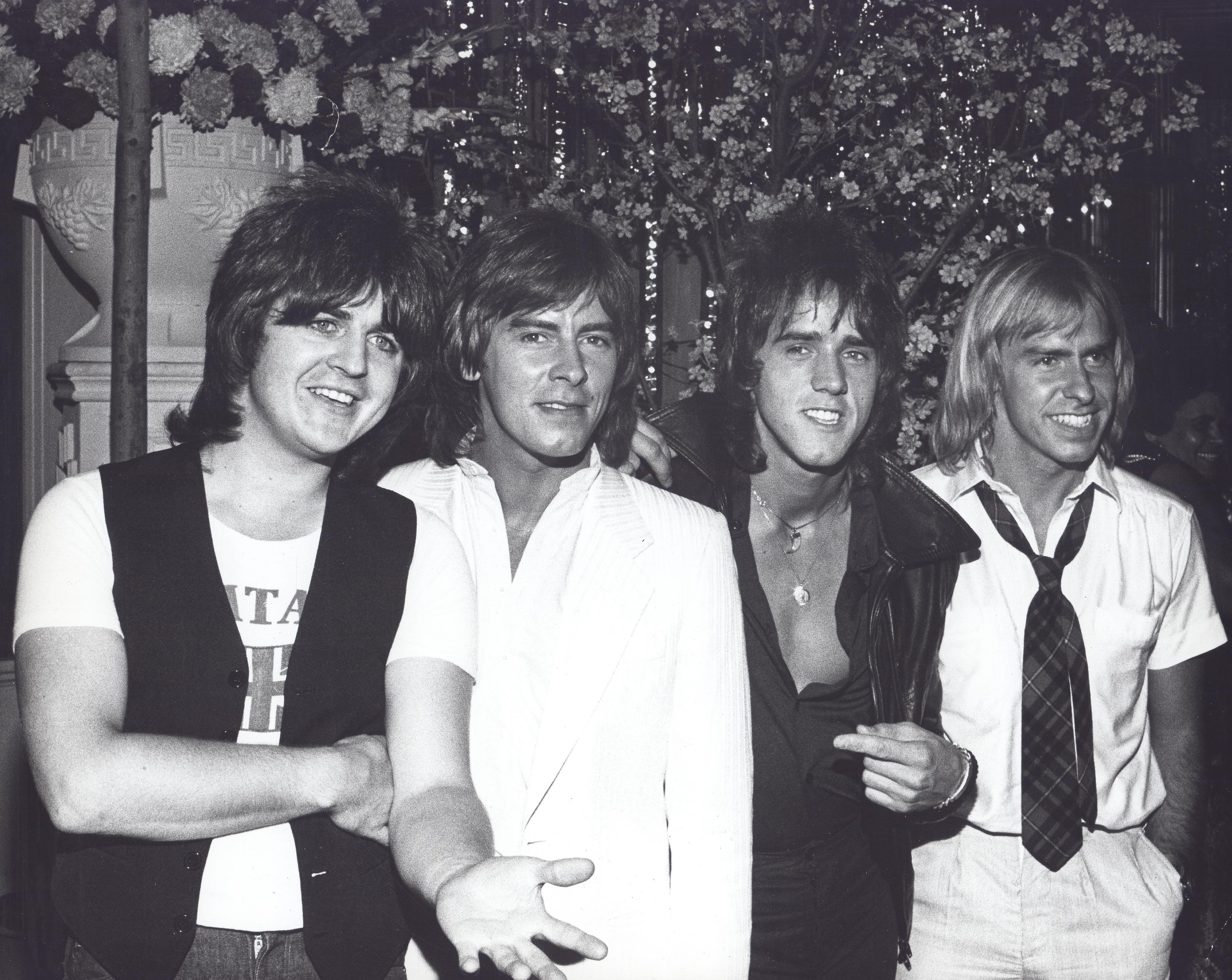 Bay City Rollers Credit: 252080_Globe Photos/MediaPunch /IPX