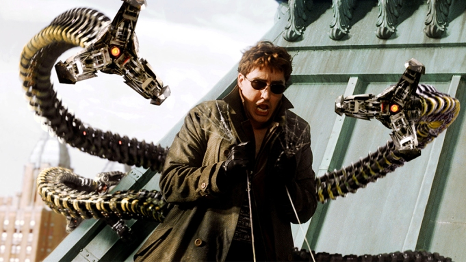 Alfred Molina Doctor Octopus Spiderman