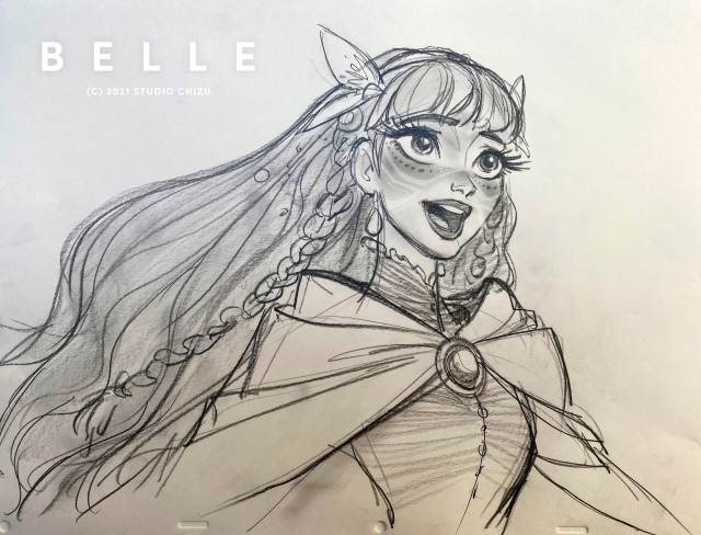 Mamoru Hosoda's 'Belle' Lures Top-Notch International Creative Team and Unveils First Trailer (EXCLUSIVE).jpg