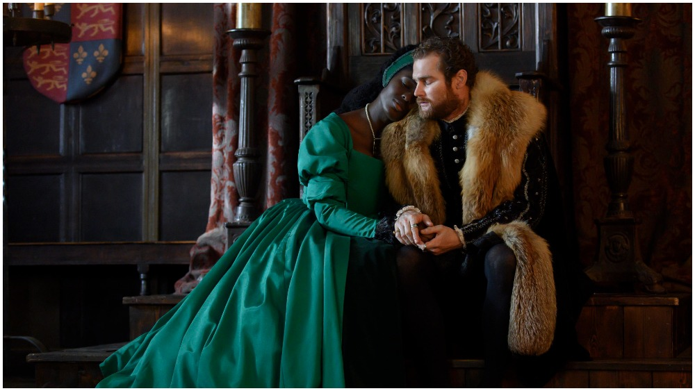 'Anne Boleyn': First Image of Jodie Turner-Smith With Mark Stanley's Henry VIII (EXCLUSIVE)