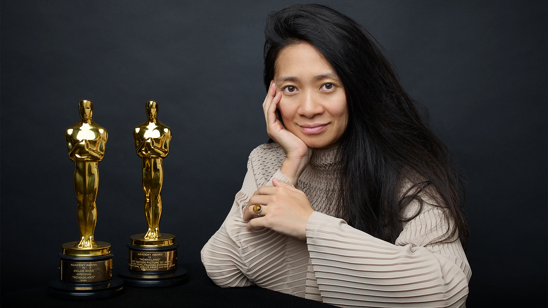 2021 Oscar History-Maker Chloé Zhao Talks 'The Eternals' & 'Dracula' -  Variety