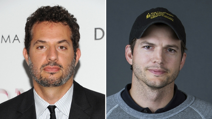Guy Oseary Ashton Kutcher