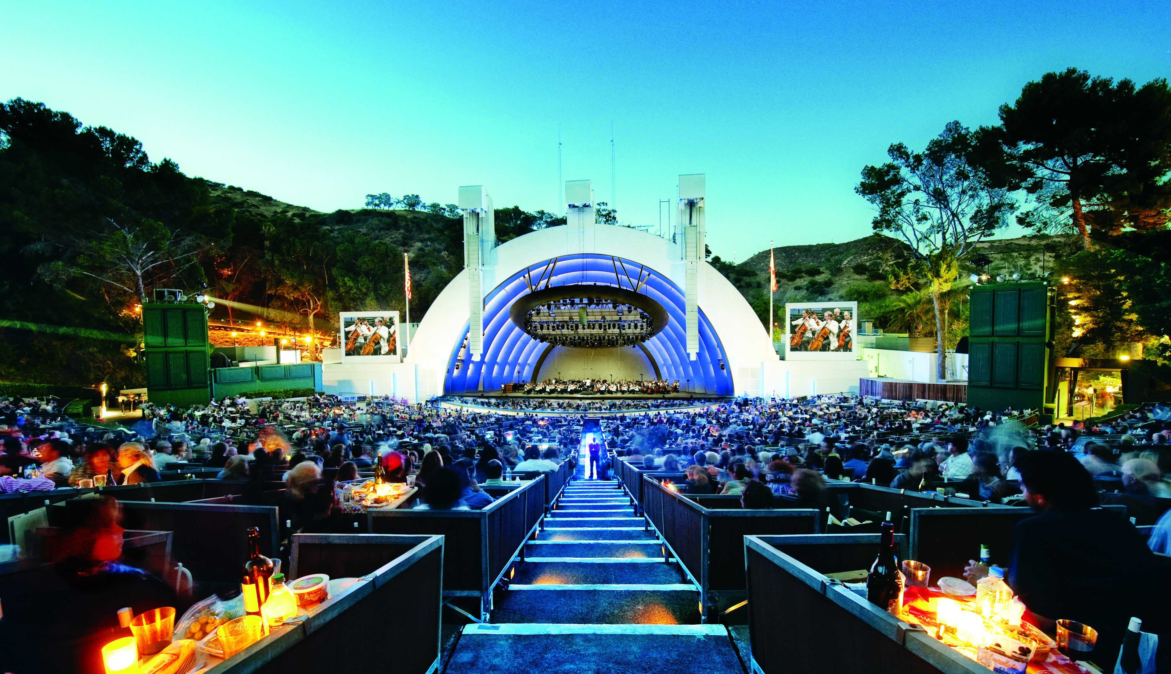 Hollywood Bowl Calendar 2022.Hollywood Bowl Sets Summer Season Christina Aguilera H E R And More Variety
