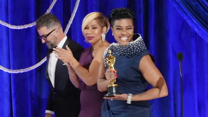 Mia Neal Oscars Best Hair and