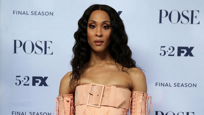 Mj Rodriguez attends the Pose premiere