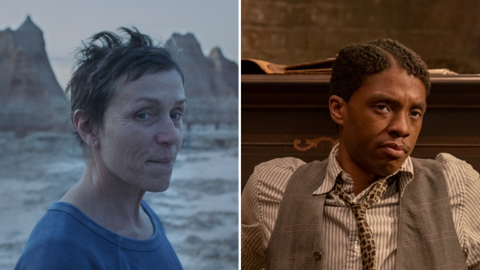 Oscars Snubs and Surprises Francis McDormand