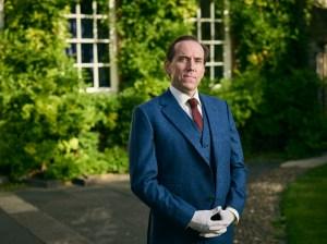Ben Miller in ITV series Professor T