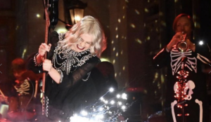 Phoebe Bridgers' Smashed 'SNL' Guitar Sells for $101,500 in GLAAD Auction