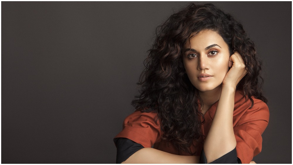 Taapsee Pannu Displays Bold Career Choices and Bolder Opinions (EXCLUSIVE)