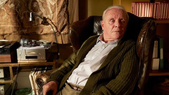 The Father Anthony Hopkins BAFTA Awards