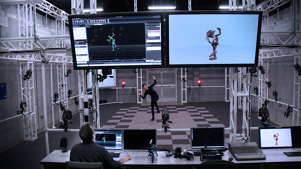 USC Motion Capture