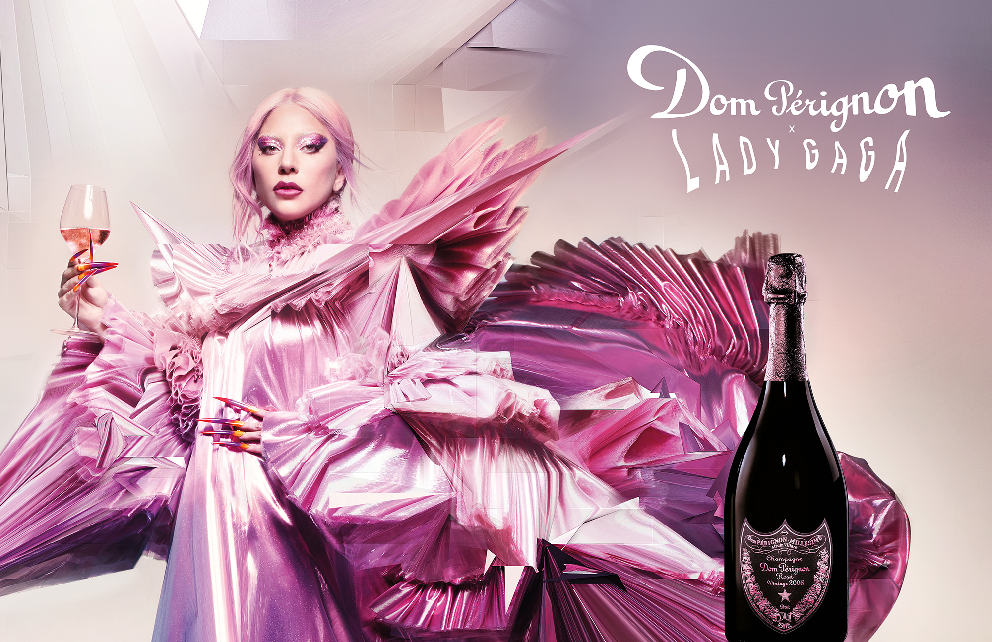 Lady Gaga and Dom Perignon Debut 'The Queendom' - Variety