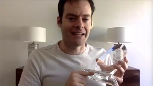 Bill Hader Talks Overcoming Anxiety and 'Barry' Season 3 as He Receives USC's Master of Comedy Award