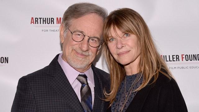 Steven Spielberg, Kate Capshaw Donate $1 Million to Help Launch Jewish Story Partners Film Foundation.jpg