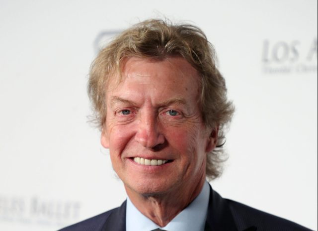 Nigel Lythgoe, Triller Fight Club Team for Competition Series 'So You Think You Can Fight' (EXCLUSIVE).jpg