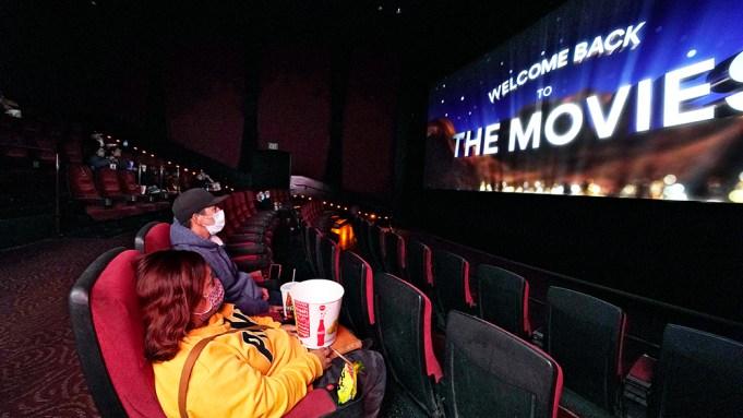 Movie Theater Covid
