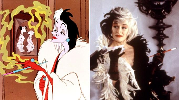 Cruella Deville Cigarettes in Films