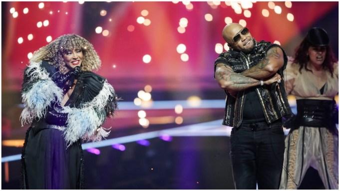 Flo Rida Eurovision