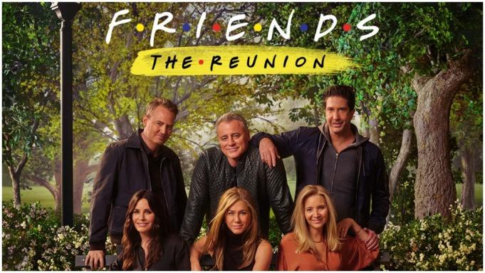 Friends Reunion: Jennifer Aniston, David Schwimmer Had Crushes - Variety