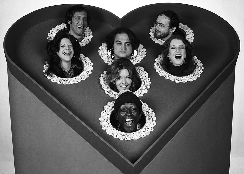 Gilda Radner Saturday Night Live Cast