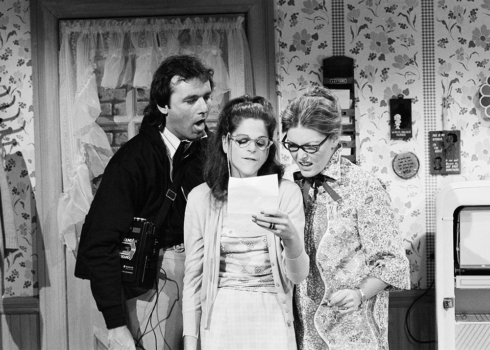 Gilda Radner Jane Curtin Bill Murray SATURDAY NIGHT LIVE