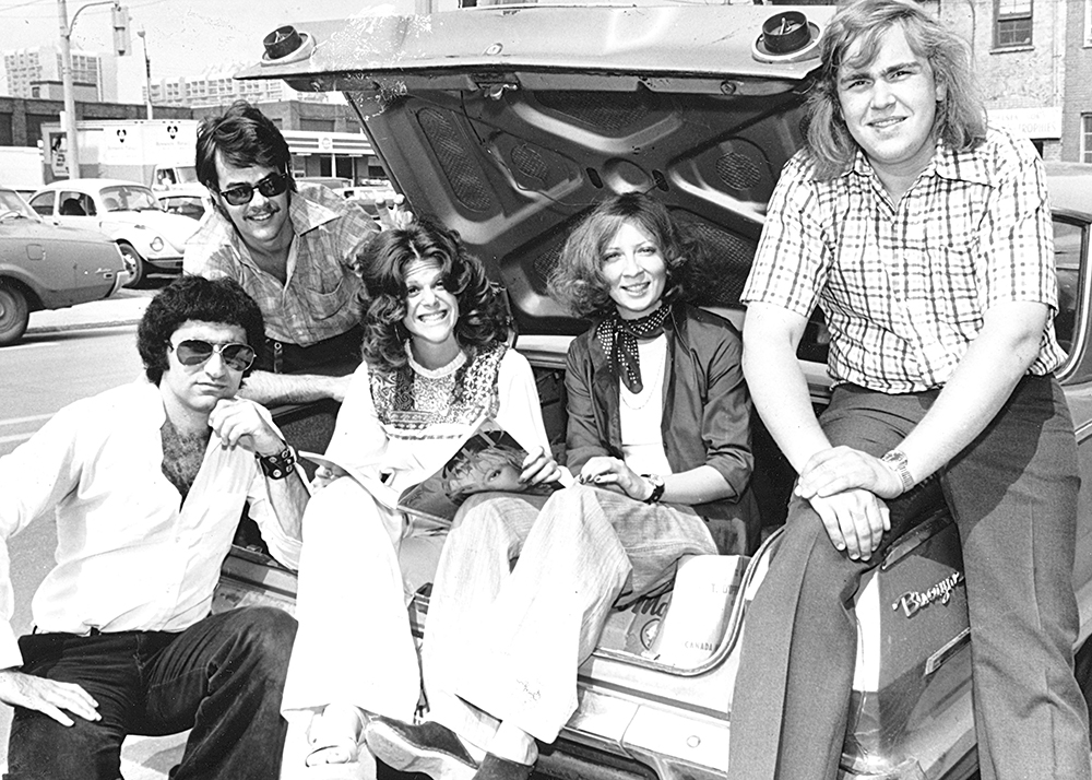 Gilda Radner Second City Toronto 1974 Eugene Levy, Dan Aykroyd Rosemary Radcliffe John Candy