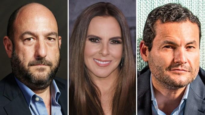 Alejandro Rincon, Kate del Castillo and