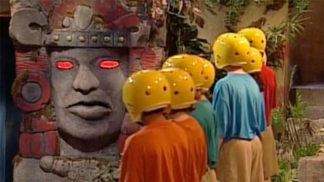 'Legends of the Hidden Temple' Reboot at CW Taps Dee Bradley Baker to Return as Voice of Olmec.jpg