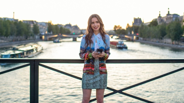 'Emily in Paris' Creator Says Emily Will Assimilate More to French Culture in Season 2.jpg